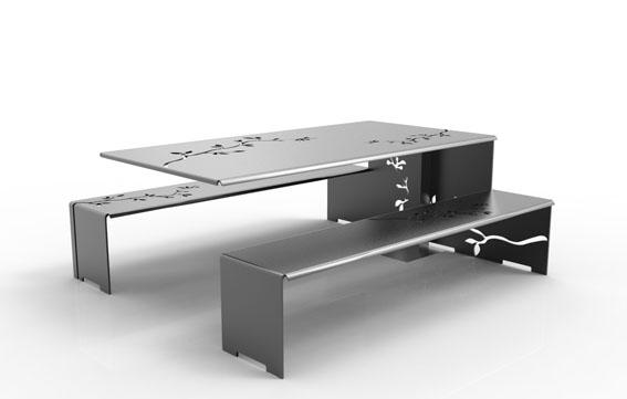 mobilier urbain sous traitance industrielle region centre varela production. Black Bedroom Furniture Sets. Home Design Ideas