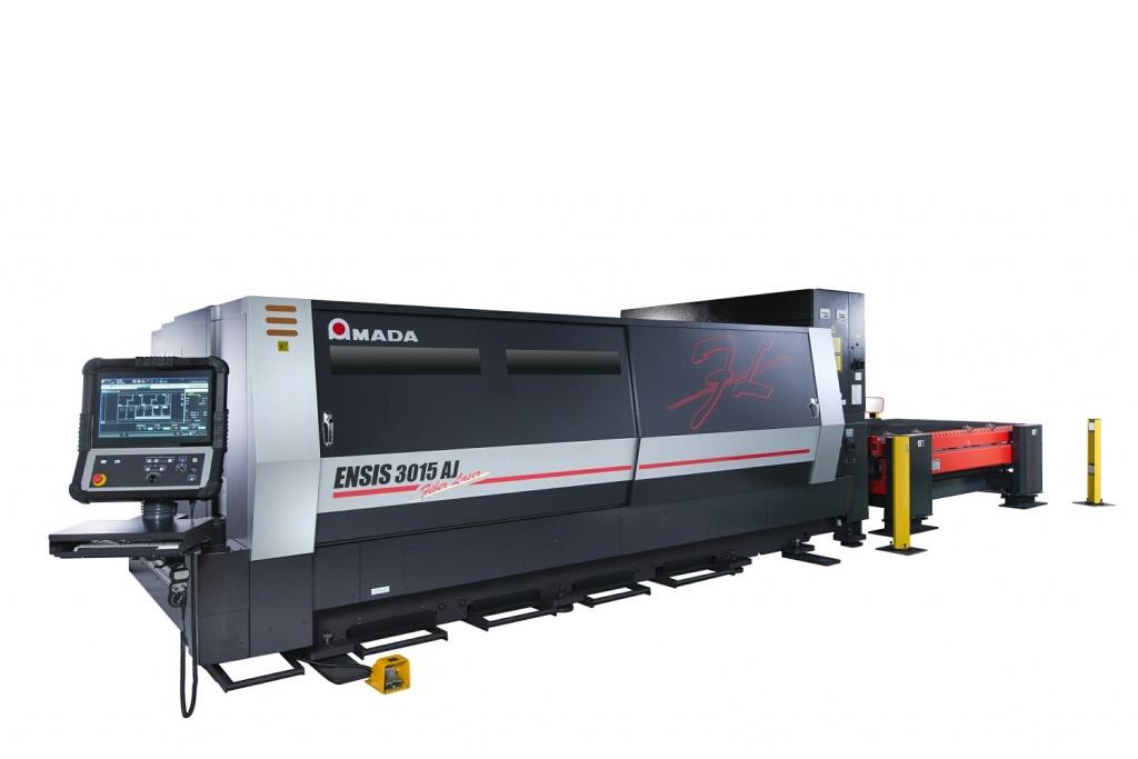 decoupe laser fibre optique type Ensis 4020 4m x 2m