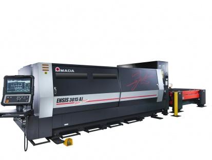 découpe laser fibre optique type Ensis 4020 4m x 2m