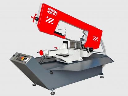 Machine à scier MIVA type 420 DI