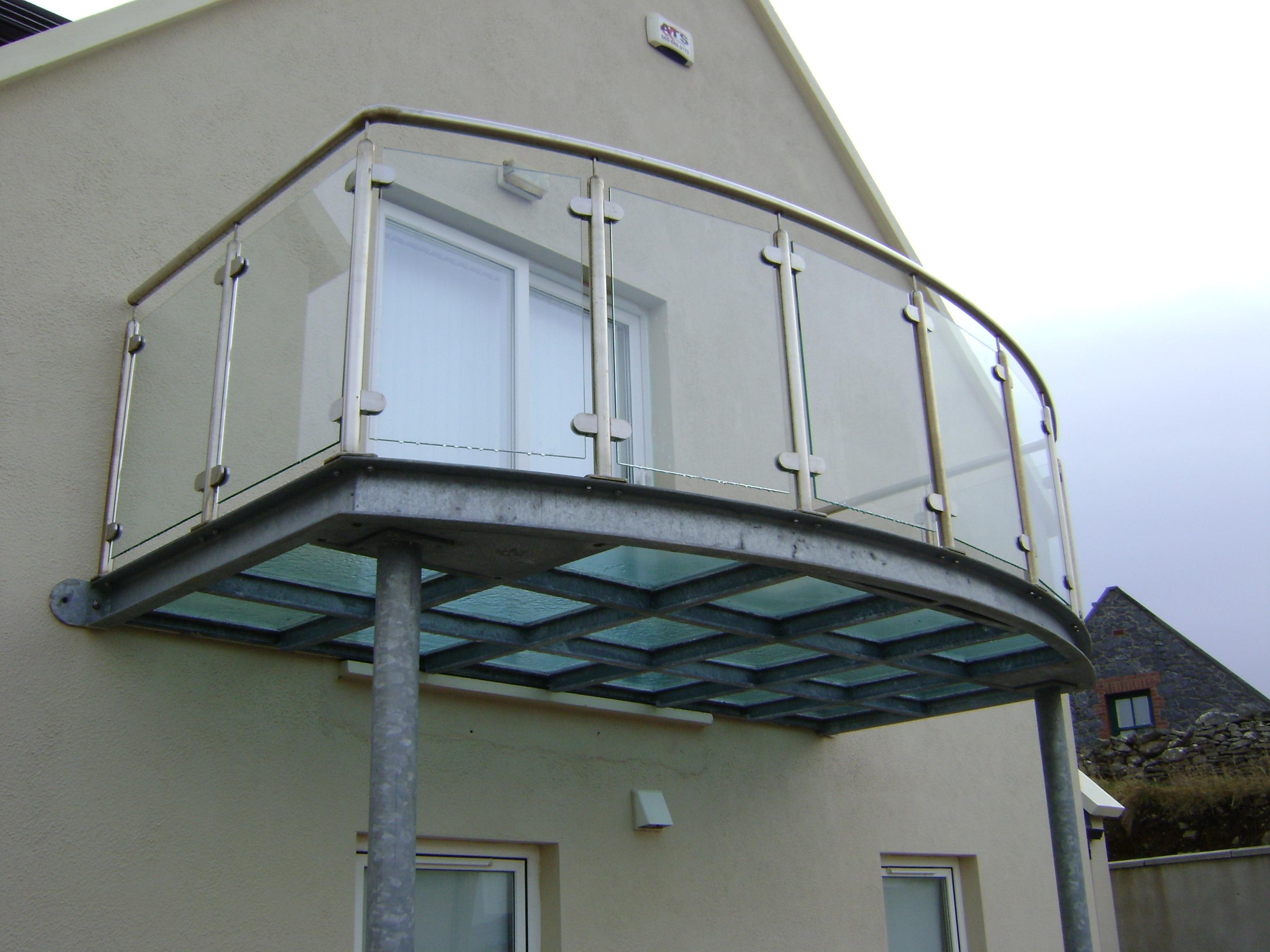 Balcon sous traitance industrielle region centre for Balcon exterieur