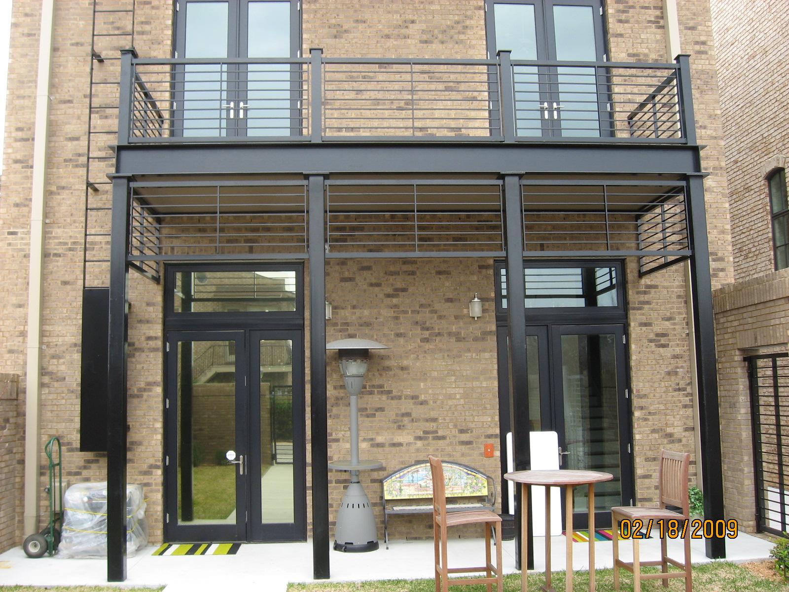 Balcon sous traitance industrielle region centre for Paravent exterieur pour balcon